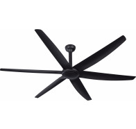 "Hunter Pacific The Big Fan 106"" (2700mm) Indoor/Outdoor DC Ceiling Fan with Remote"