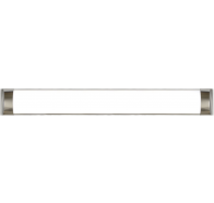 Martec Blade Brushed Nickel 36W LED Slimline Low Profile Linear Light