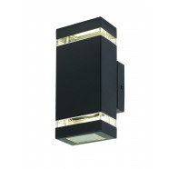 Telbix Dixon 2 Light Exterior Wall Light