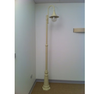 Fiorentino EPL 3109 1 Light Post