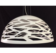 Fiorentino Federal 60 1L Laser Cut Aluminium Pendant