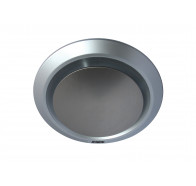 Martec Gyro Silver Round Exhaust Fan