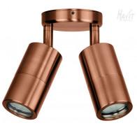 Havit HV1315T Tivah Solid Copper TRI Colour Double Adjustable Wall Pillar Light