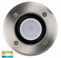 Havit HV1801T Metro Round 316 Stainless Steel TRI Colour Inground Light