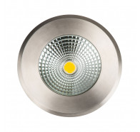 Havit HV1832 Klip 240V 316 Stainless Steel 10W LED Round Inground Light