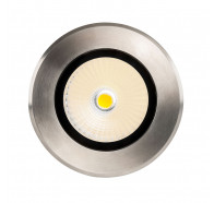 Havit HV1834 Klip 240V 316 Stainless Steel 30W LED Round Inground Light