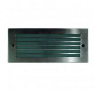 Havit HV3004T-SS316 Bata 316 Stainless Steel Tri Colour LED Brick Light with Grill