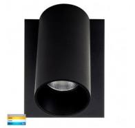 Havit HV3681T-BLK Revo Black TRI Colour Single Adjustable Wall Light