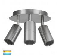 Havit HV4001T-3-TTM-RND Tivah Titanium Aluminium 3 Light TRI Colour Round Light