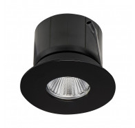 Havit HV5511T-BLK Prime Black TRI Colour 12W Fixed LED Downlight