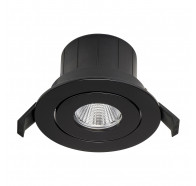 Havit HV5512T-BLK Prime Black Tilt Tri Colour 12W LED Downlight