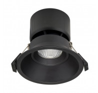Havit HV5514T-BLK Prime Black Fixed Deep Tri Colour 12W LED Downlight