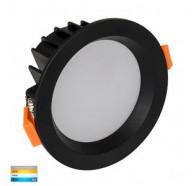 Havit HV5522T-BLK Polly PC Black TRI Colour 8w Fixed LED Downlight