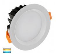 Havit HV5522T-WHT Polly PC White TRI Colour 8w Fixed LED Downlight