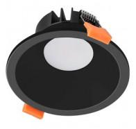 Havit HV5528D2W-BLK Gleam Black Fixed Dim to Warm 9w LED Downlight