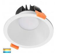 Havit HV5528T-WHT Gleam White TRI Colour 9w Fixed LED Downlight