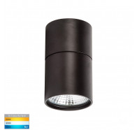 Havit HV5802T-BLK-EXT Nella Black Surface Mounted TRI Colour 7w LED Downlight with Extension