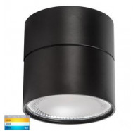 Havit HV5805T-BLK-EXT Nella Black Surface Mounted TRI Colour 18w LED Downlight with Extension