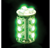 Havit HV9527 Green G4 12V 1.4W LED Bi-Pin Globe