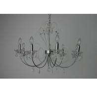 Fiorentino Firenze 8 Lights Pendant