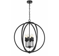 Telbix Kendall 6 Light Pendant Light