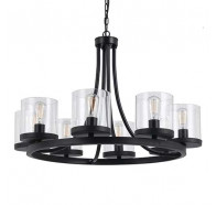 Telbix Largo 8 Light Pendant Light