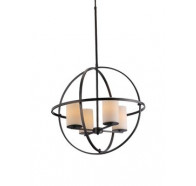 Fiorentino Lumino-4P 4 Light Pendant