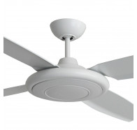 "Martec Beret 52"" (1320mm) 4 Blade Ceiling Fan with ABS Blades"