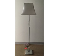 Fiorentino Nepal Floor Lamps with White Shade