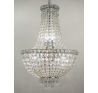 Fiorentino Olbia Chrome Chandeliers