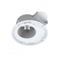 Ventair Airbus 250 - 296mm Cut-out Premium Quality Side Ducted Exhaust Fan - Body Only