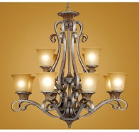 Fiorentino Rugantino 12 Light Chandeliers