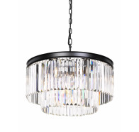 Telbix Serene 9 Light Pendant Light