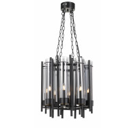 Telbix Tolga 8 Light Pendant Light