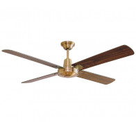 "Hunter Pacific Typhoon Mach 3 52"" (1320mm) Timber Blades Ceiling Fan"