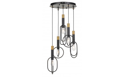 Telbix Marvin 5 Light Pendant Light
