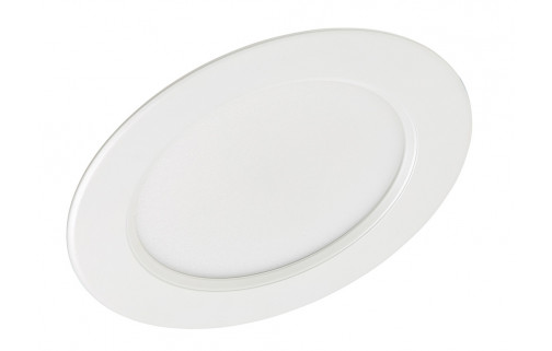 Martec Tradetec Discus 230mm Low Profile Tricolour Dual Watt LED Downlight