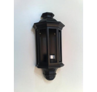 Fiorentino EWB 099-A-Black 1 Light Exterior Wall Bracket