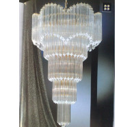 Fiorentino CS Murano Glass Chandelier