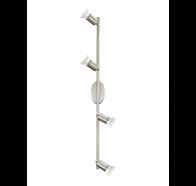 Eglo Buzz Satin Nickel Adjustable LED Spotlights