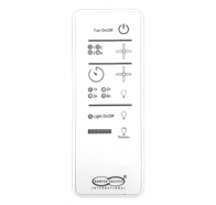 Hunter Pacific Logic Dimmable RF Remote Control and Receiver Kit