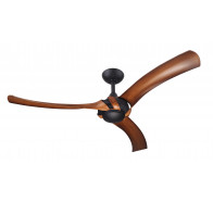 "Hunter Pacific Aeroforce 2 60"" (1520mm) High Performance Designer 3 Polymer Blade Ceiling Fan"