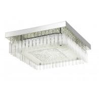 Telbix Andela Square 30W LED Oyster Light
