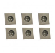 Atom AT9311 6 Pack LED Deck Light