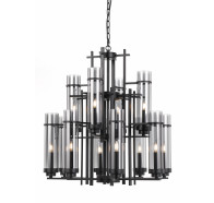 Telbix Burgess 12 Light Pendant Light