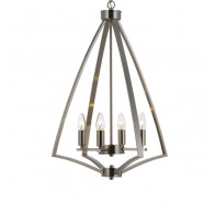 Telbix Crispin 4 Light Pendant Light