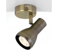 Telbix Curtis 1 Light Spotlight