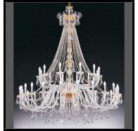 Fiorentino Dream 24 Light Crystal Chandelier