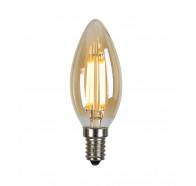 Telbix Filament LED Candle Globe