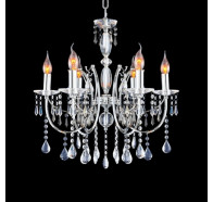 Fiorentino Celine 5 Light Crystal Pendant